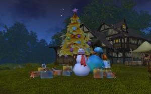 Runes of Magic Logar Weihnachtsbaum